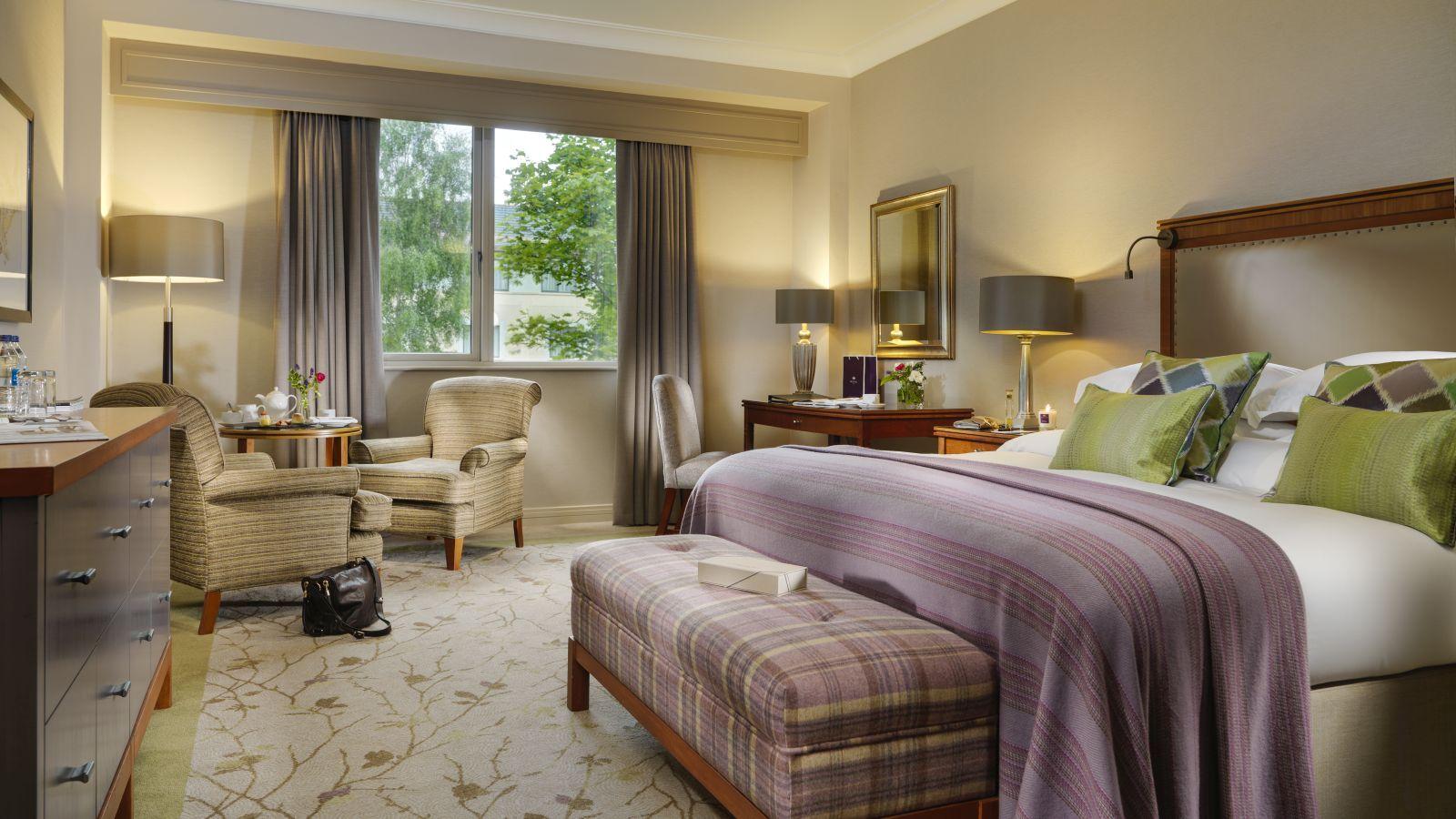 Family Hotels Ireland   Druids Glen Hotel & Resort