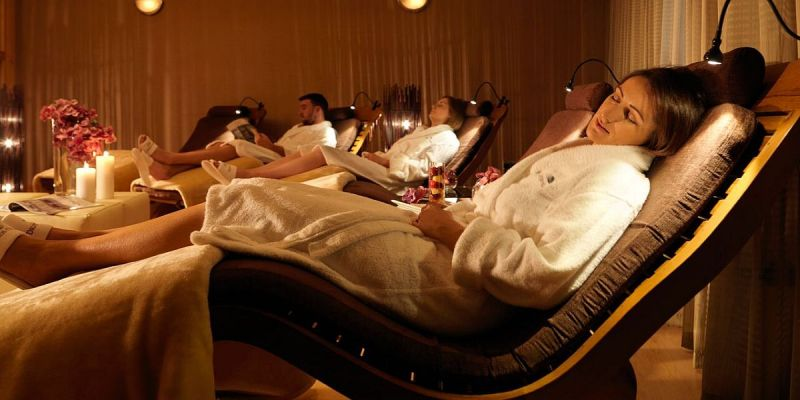 Spa health club gallery druids glen resort for Health spa vacation packages